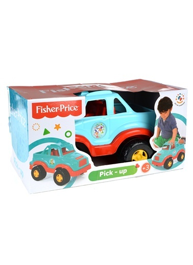 Fisher Price Pick-Up Kamyon-Fisher Price